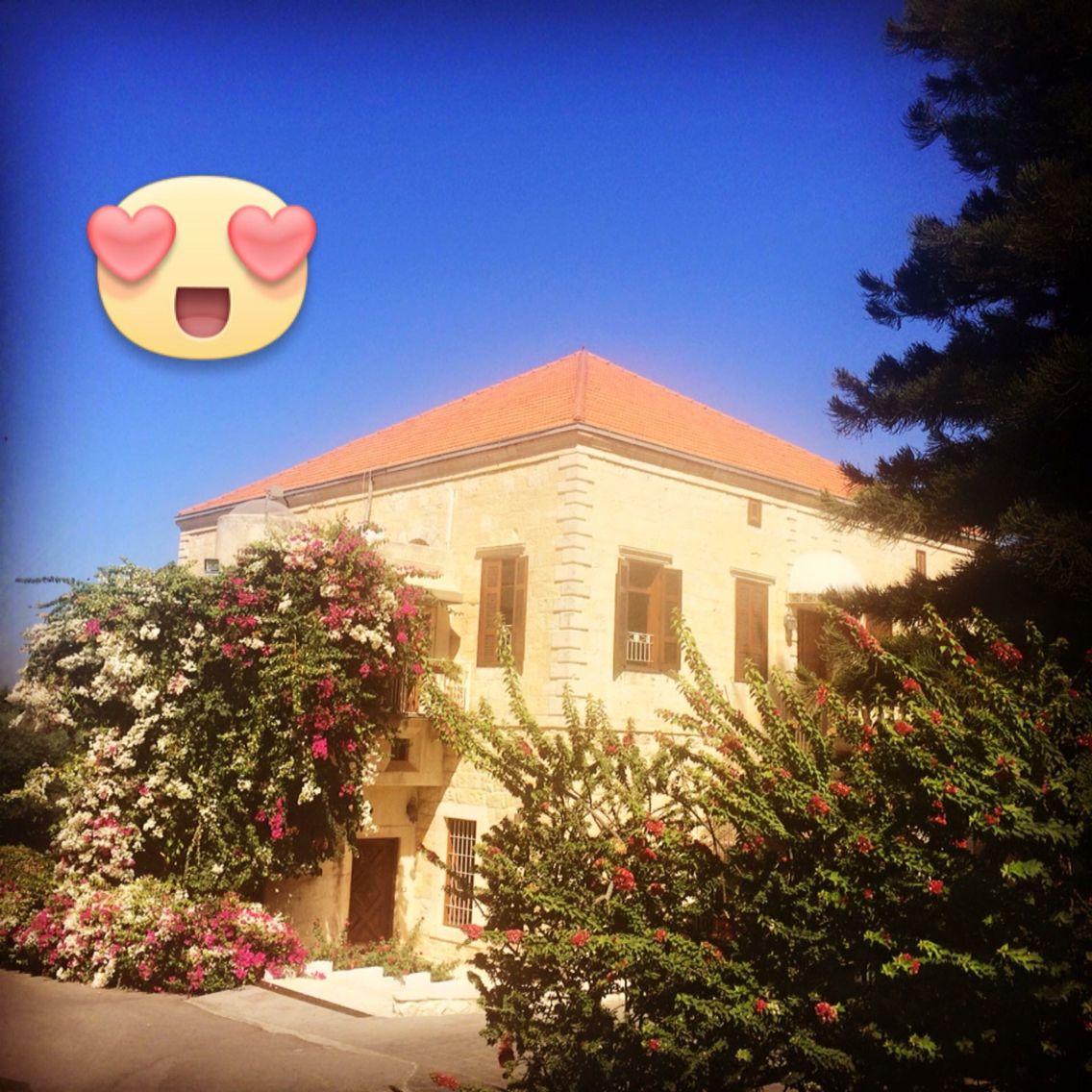 Maison libanaise traditionnelle lebanon pinterest for Architecture maison traditionnelle libanaise