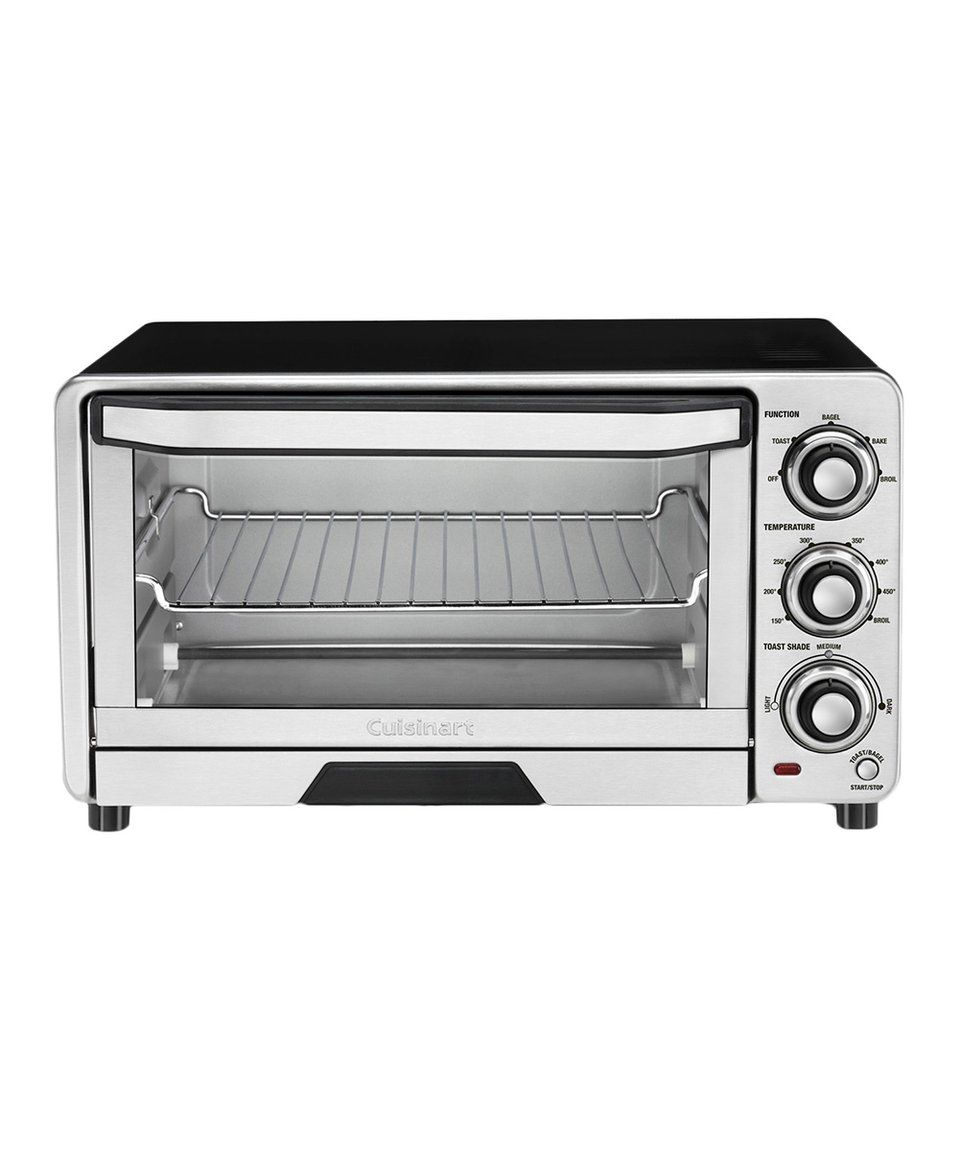 Take A Look At This Classic Toaster Oven Broiler Today Cuisinart Toaster Oven Cuisinart Toaster Toaster Oven Reviews