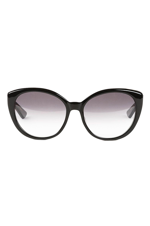 Amant Sunglasses - Black - MadisonLosAngeles.com