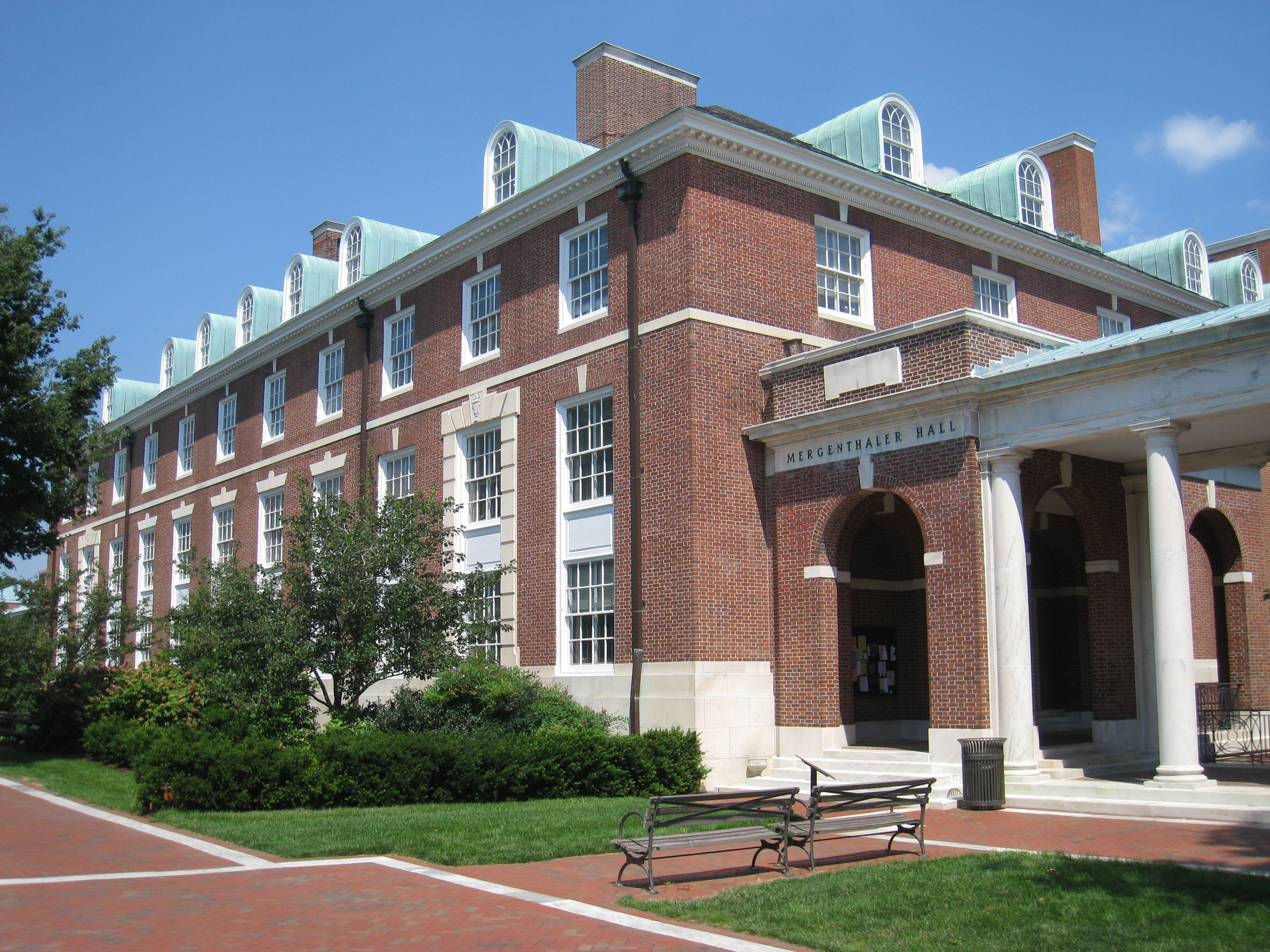 Johns Hopkins University?