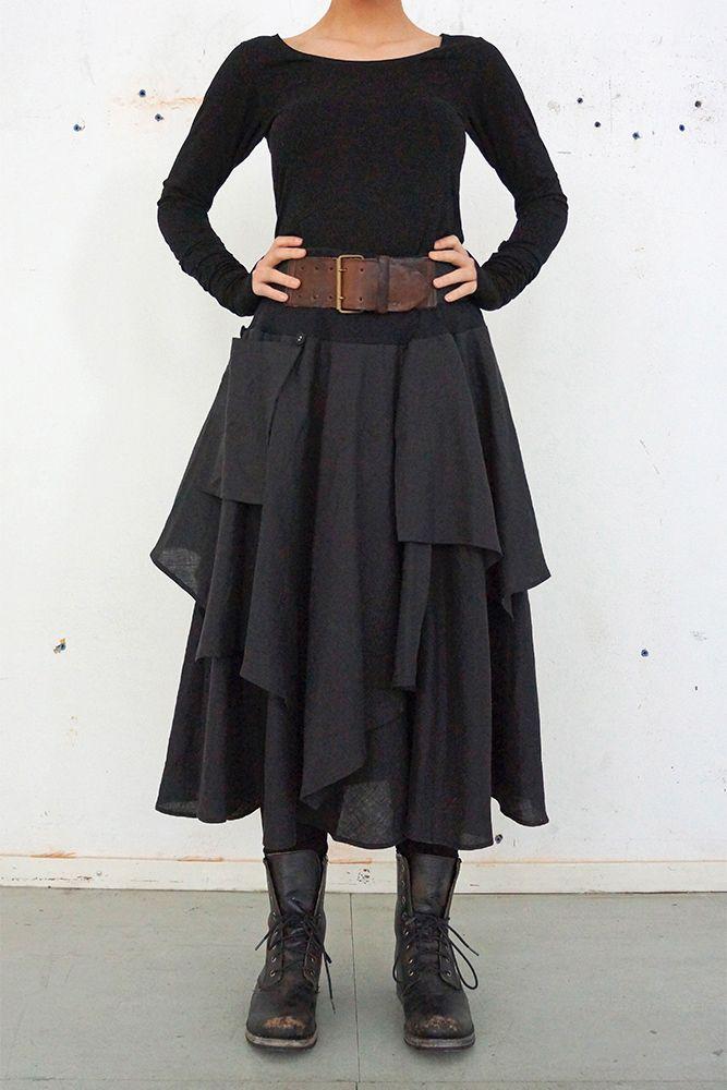 Trousers/skirt