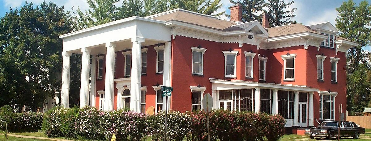 The Erie Mansion Bed & Breakfast Historically Haunted
