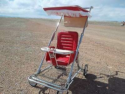 Details About Stroller Canopy Vintage Antique Retro