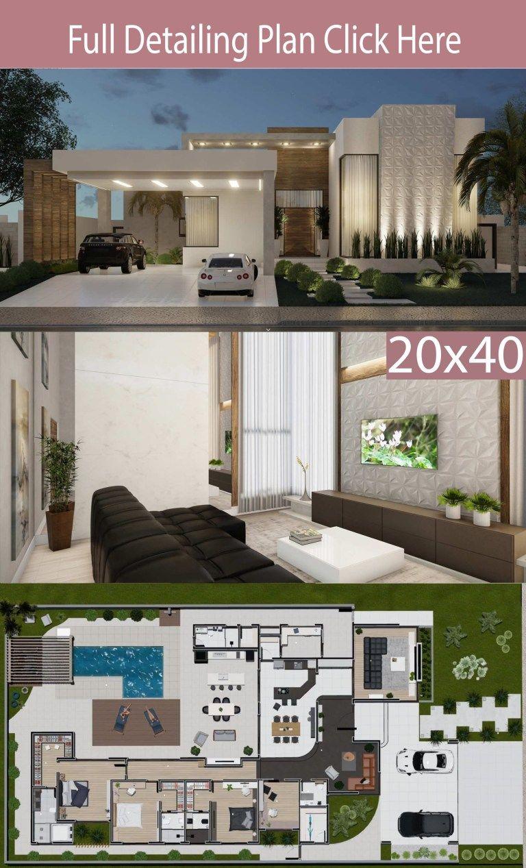 Pin Em House Architecture Design
