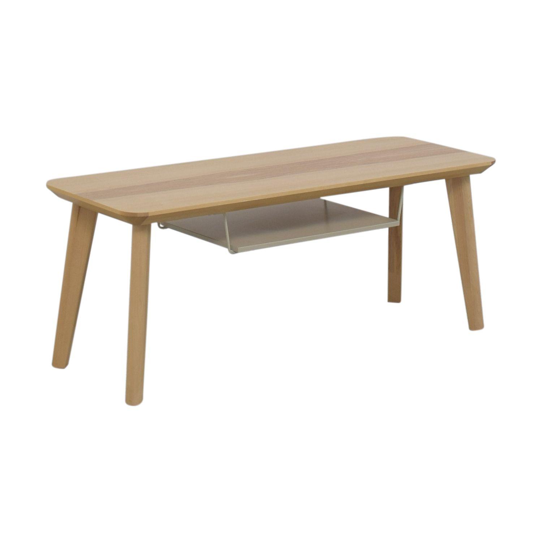 90 Off Ikea Ikea Lisabo Blonde Coffee Table Tables Ikea Coffee Table Coffee Table Table [ 1500 x 1500 Pixel ]