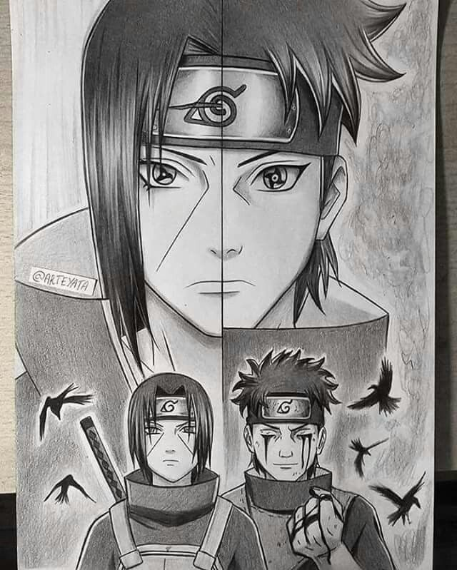 Pin by believe it on naruto sketches pinterest dragon ball naruto and dragons
