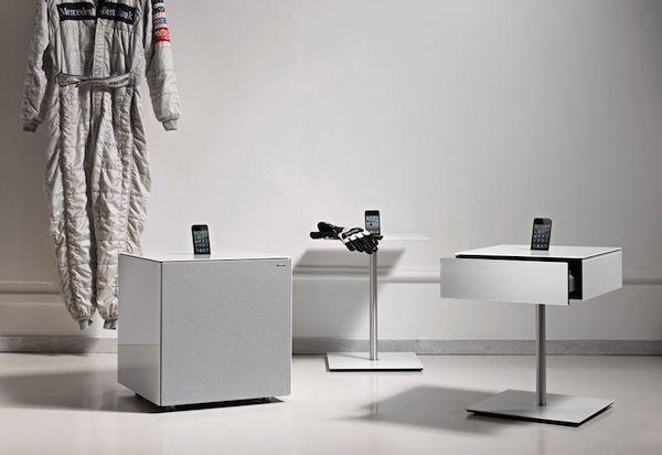 Cockpit music box brick catena le cahier de tendances très inspiré des meubles spectral