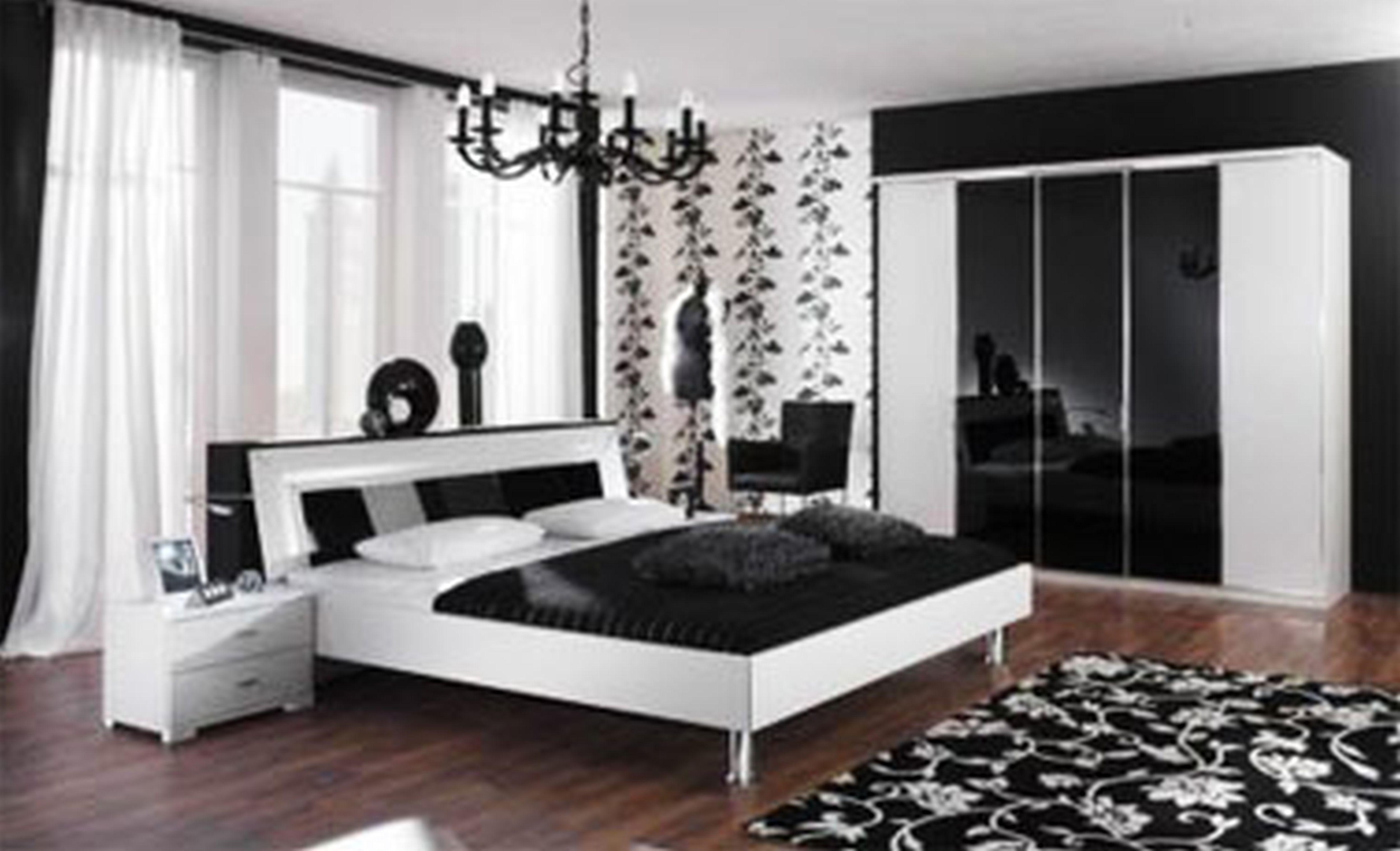 Bedroom Decor Ideas Black And White Bedroom Design Black And White