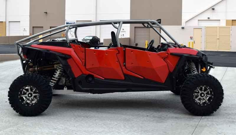 New 2015 Polaris RZR XP 4 1000 EPS Custom Havasu Red Pear ATVs For Sale in Arizona.