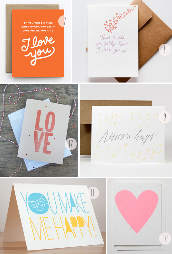 Vday cards