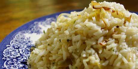 This is not Rice Pilaf #seasonedricerecipes