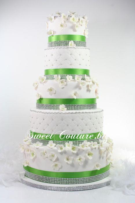 Gateau De Mariage Nuit Blanche Wedding Cake Gateau De