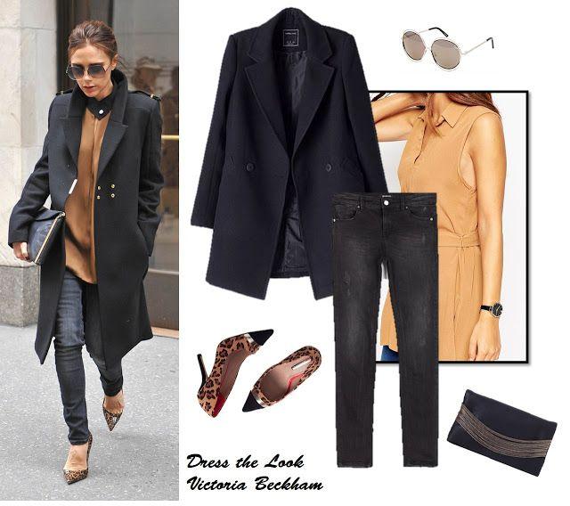 Amigas do Closet: Dress the Look | Victoria Beckham