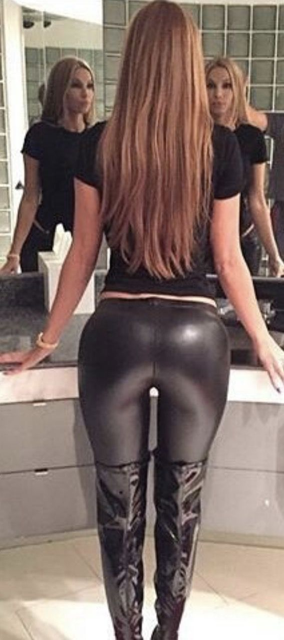 c4366308ccbf1 Very hot tight leather trousers | Leggings1 in 2019 | Leather ...