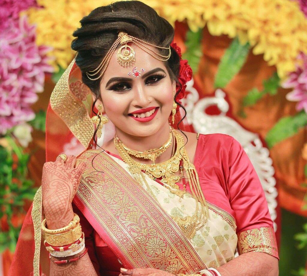 Pin By Nurjahan Akter On Bangladeshi Bride