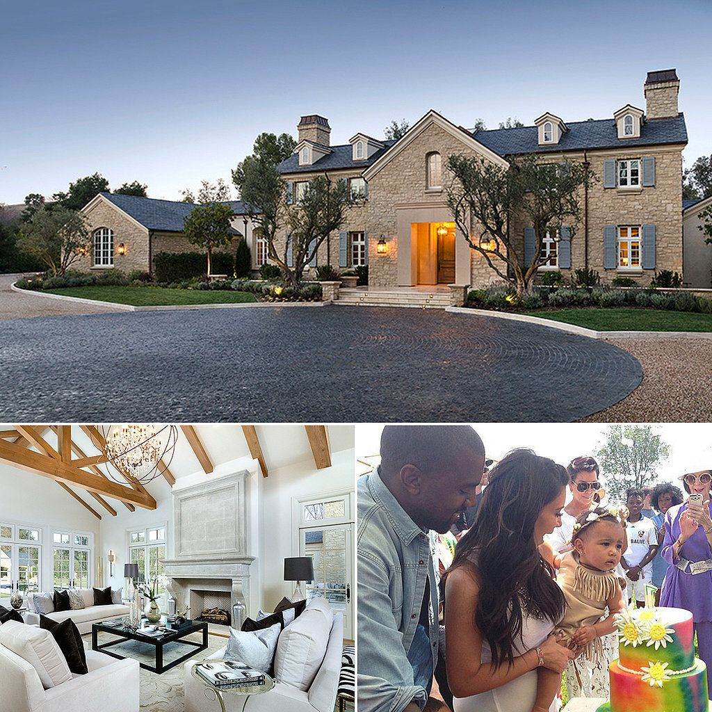 Kim And Kanye S New 20 Million Estate Is Too Luxurious For Words Kardashians House Mansions Celebrity Mansions