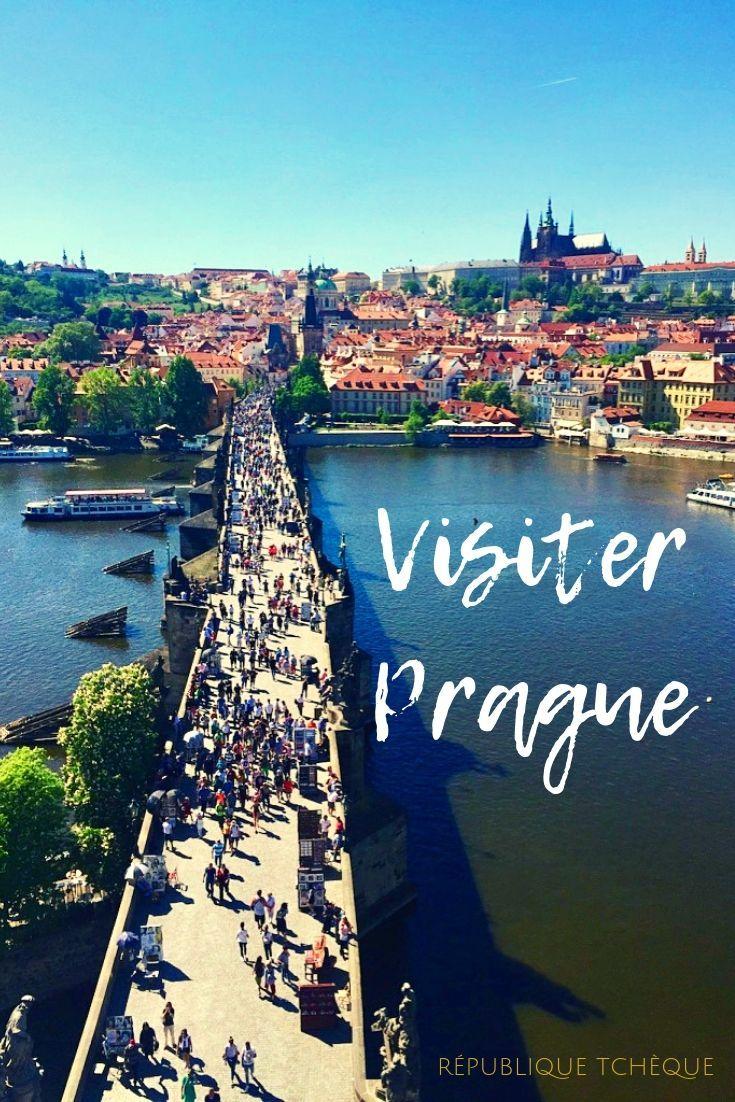Découvrez mon itinéraire et des idées de visites pour savoir que faire à Prague en 3 jours ! Au programme : visites culturelles et balades dépaysantes !