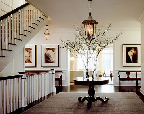 Image detail for   modern elegant foyer lighting fixtures decor ...