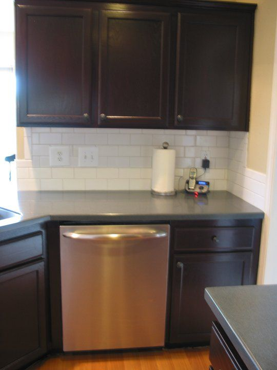how to stain old kitchen cabinets gel stained cabinets general finishes brown mahogany 8912