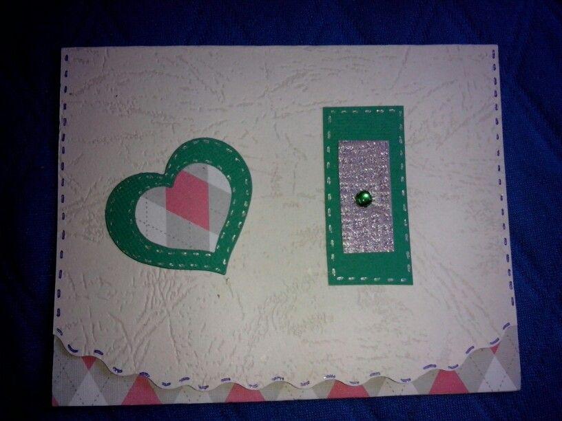 Lindo, tarjeta para regalos. Motivos especiales <3