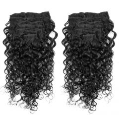 100% Top Quality unprocessed Human Hair Without Synthetic and Animal Hair, can be bleached, dyed, curled or straightened.