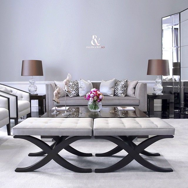Great Fashion House Interior   Showroom   Haute Couture   Couture House   Ralph U0026  Russo   Fashion Studio   Décor   Grey On Grey