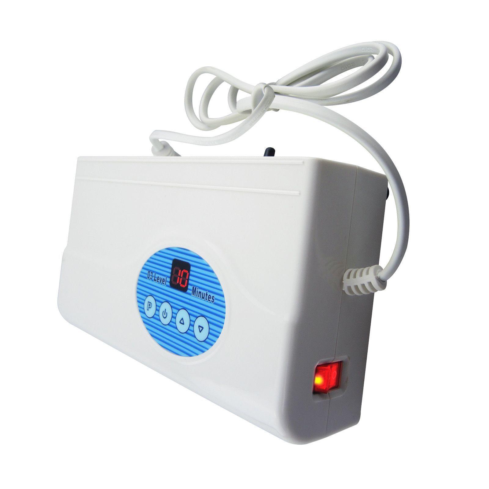 OZ-004 Digital Ozone Generator Air Quality Purifier O3 Clean Sterilization Air Dryer 200mG/H