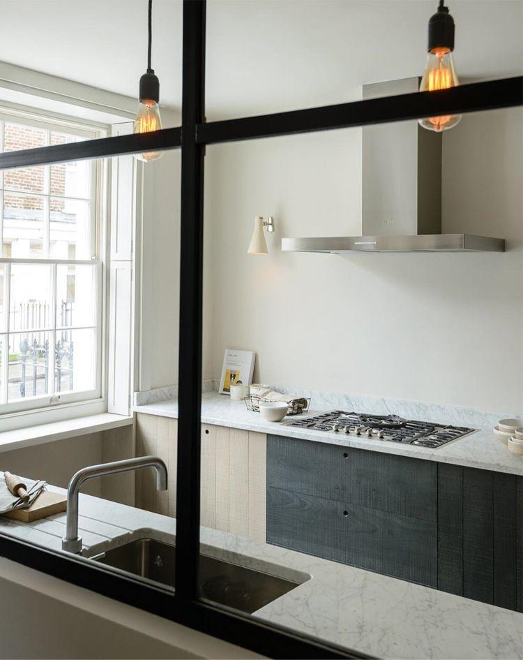 Beste Küchenentwürfe, Ideen Für Die Küche, Modern Rustikale Küche, Schöne  Küchen, Pantryküchen, Schwarze Küchen, Wohnungen, Küchen