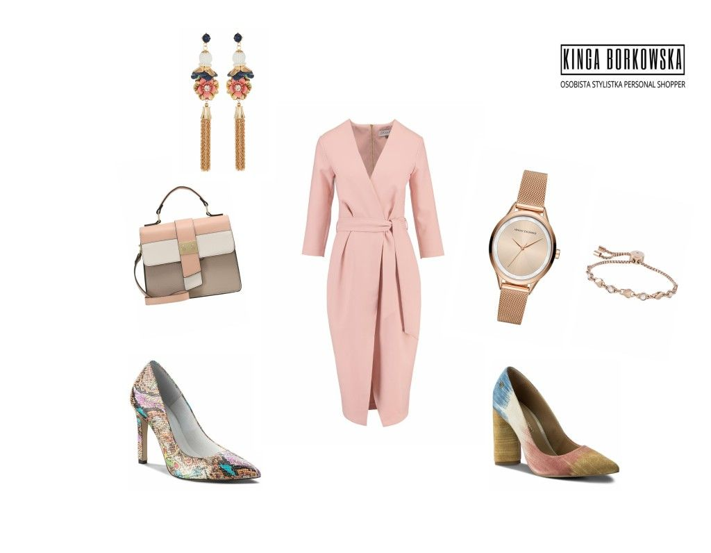 Sukienka Dla Sylwetki S Y W I K Fashion Polyvore Polyvore Image