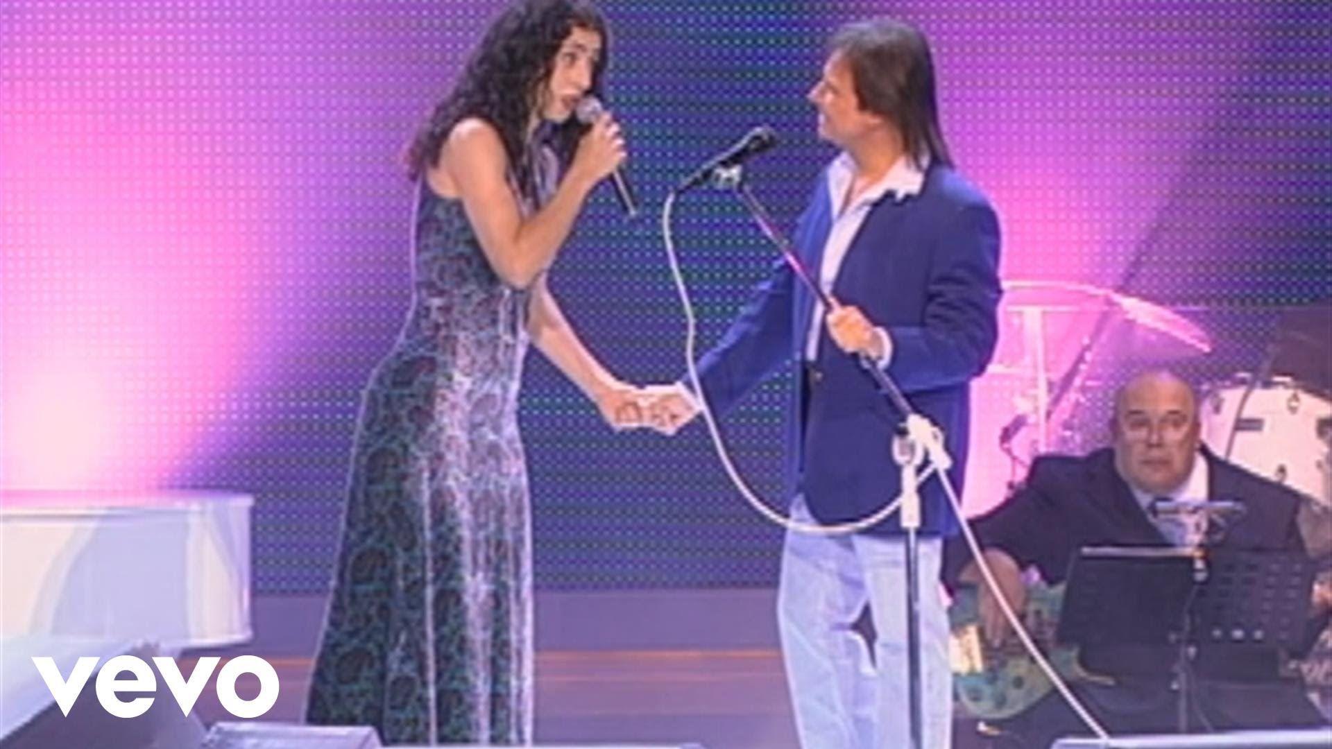 Roberto Carlos Amor I Love You Video Ao Vivo Ft Marisa Monte