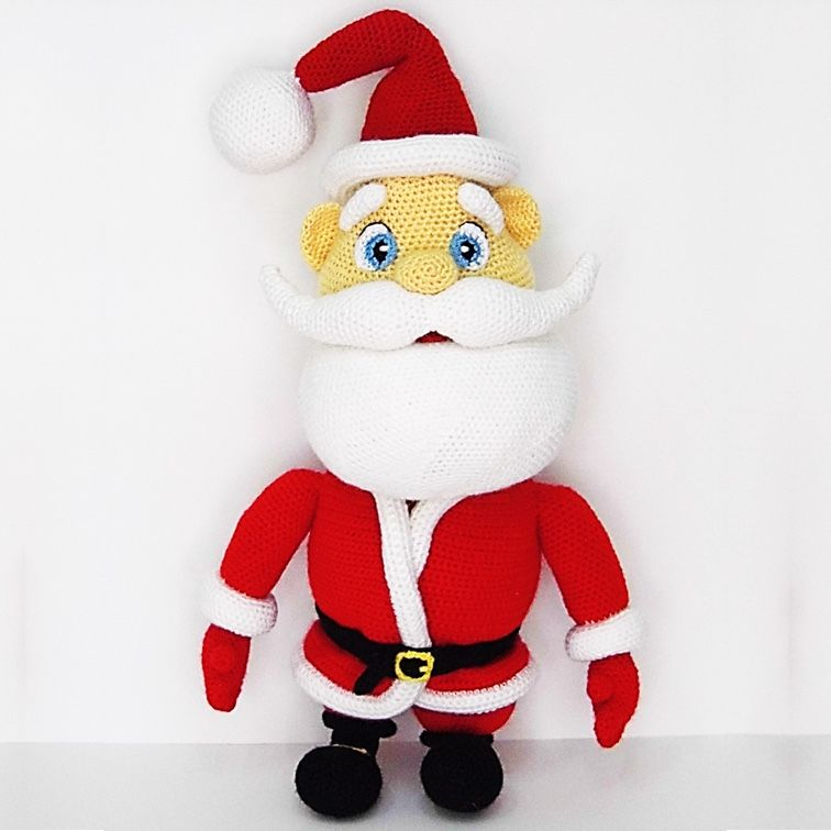 Navidad Amigurumi: 30 Patrones para tejer amigurumis navideños ...