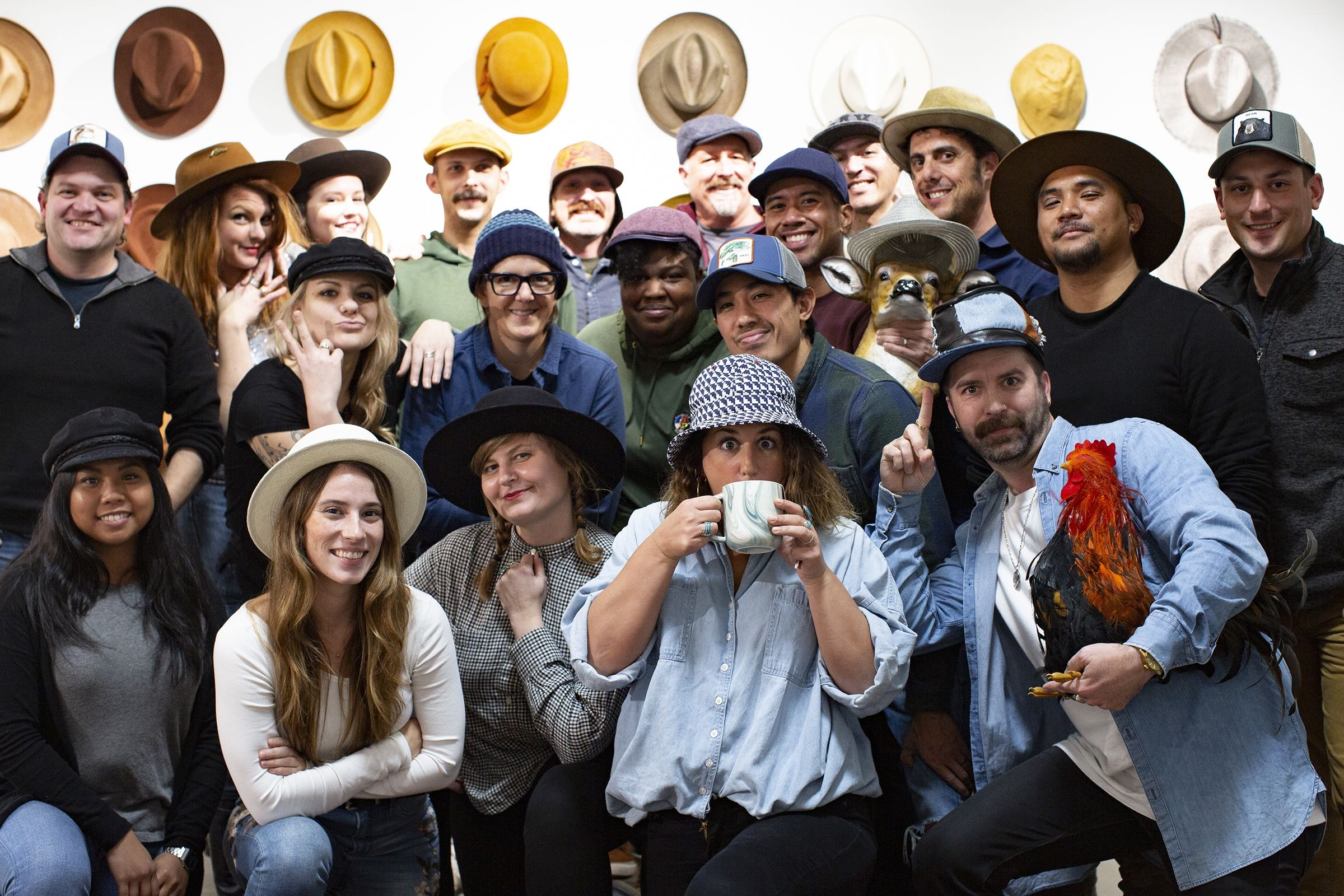 National Hat Day Goorin Hat Day Outfits With Hats