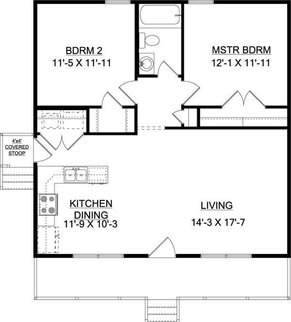 The Cherokee A House Plans Beach House Floor Plans Beach House Plans