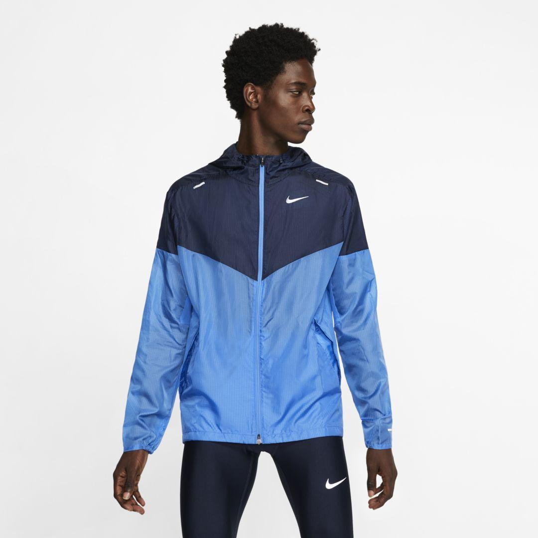 Photo of Nike Windrunner Herren-Laufjacke. Nike.com