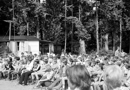 DDR Ferienlager-Pionierlager,Kinder und Jugendliche 1987