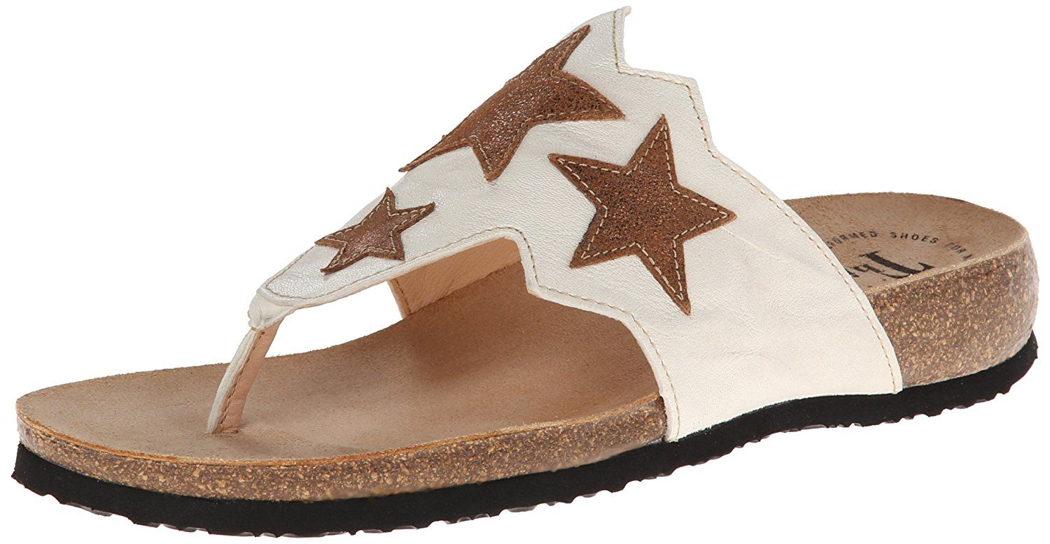 New Think Women's Julia Star Thong Sandals * Find out more about the great product at the image link.