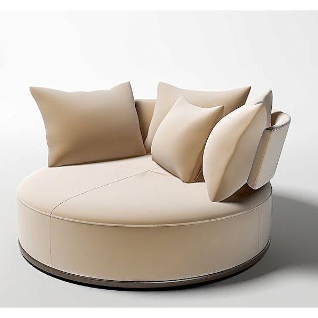 Maxalto sofa seymour place early interior study m bel for Maxalto mobili