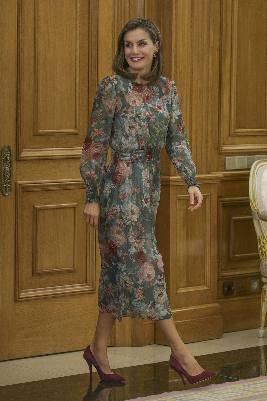 Todas las veces que Letizia Ortiz ha vestido de Zara
