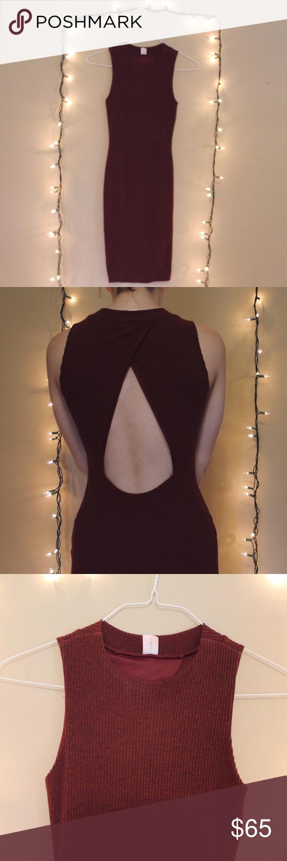 Red form fitting long dress | Smoke free, Rust and Smoking