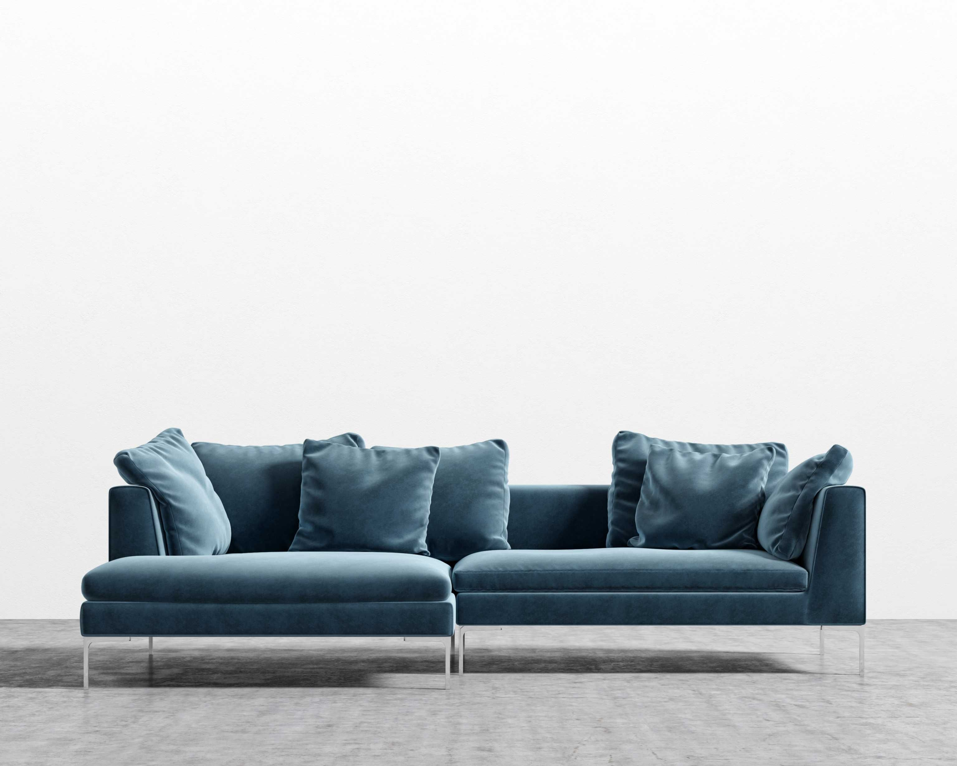 Hugo Sectional Modern Sectional Rove Concepts Sectional