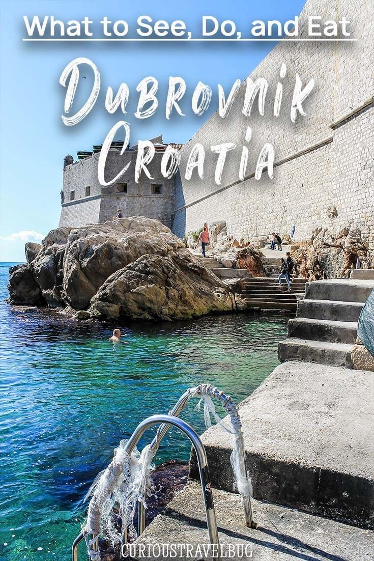 Best Things to Do in Dubrovnik, Croatia #travelbugs