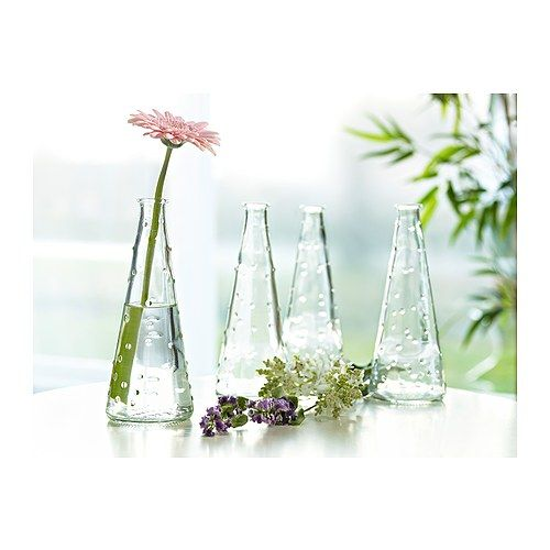 Ikea Vasen snärtig vase ikea flowers tischdekorationen deko