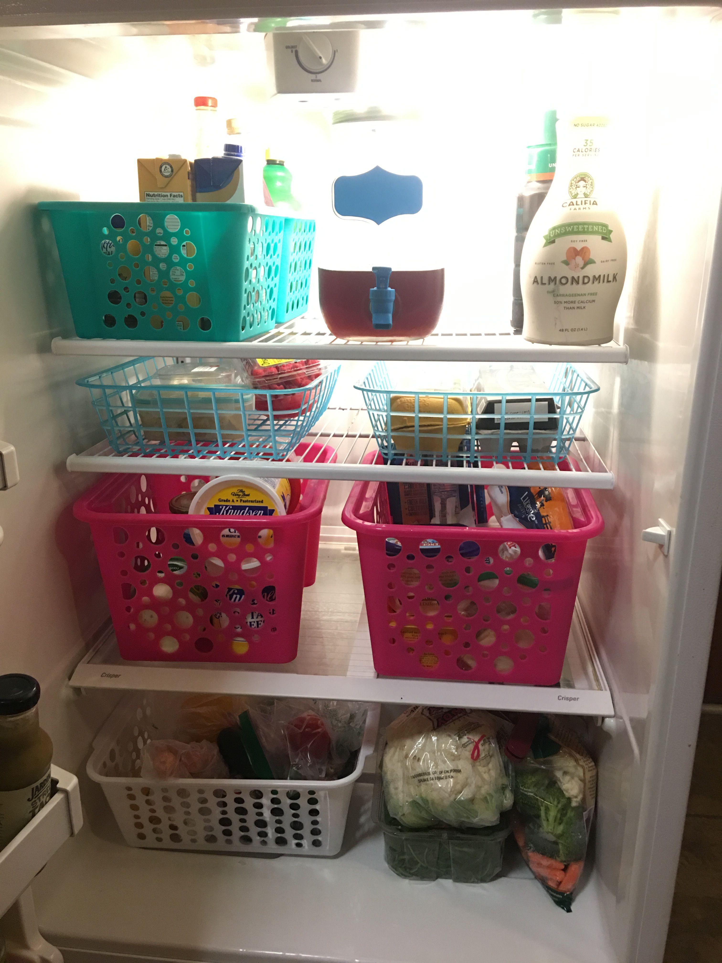 Fridge Organization Dollar Tree Baskets Fridge Organization Dollar Tree Baskets Freezer Organization