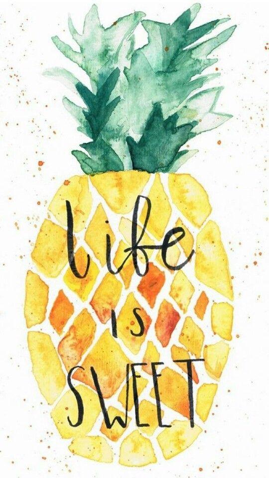 Pin by The potato . on W a l l p a p e r 1   Pineapple ...