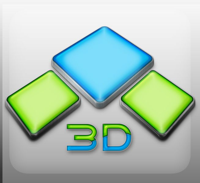 Awesome 3d Cube Logo Psd 3d Cube Green Blue Logo Psd File For Download Enjoy 3d Blue Cs4 Download Effect Free Freepsd Freebie Logo Psd 3d Cube Psd