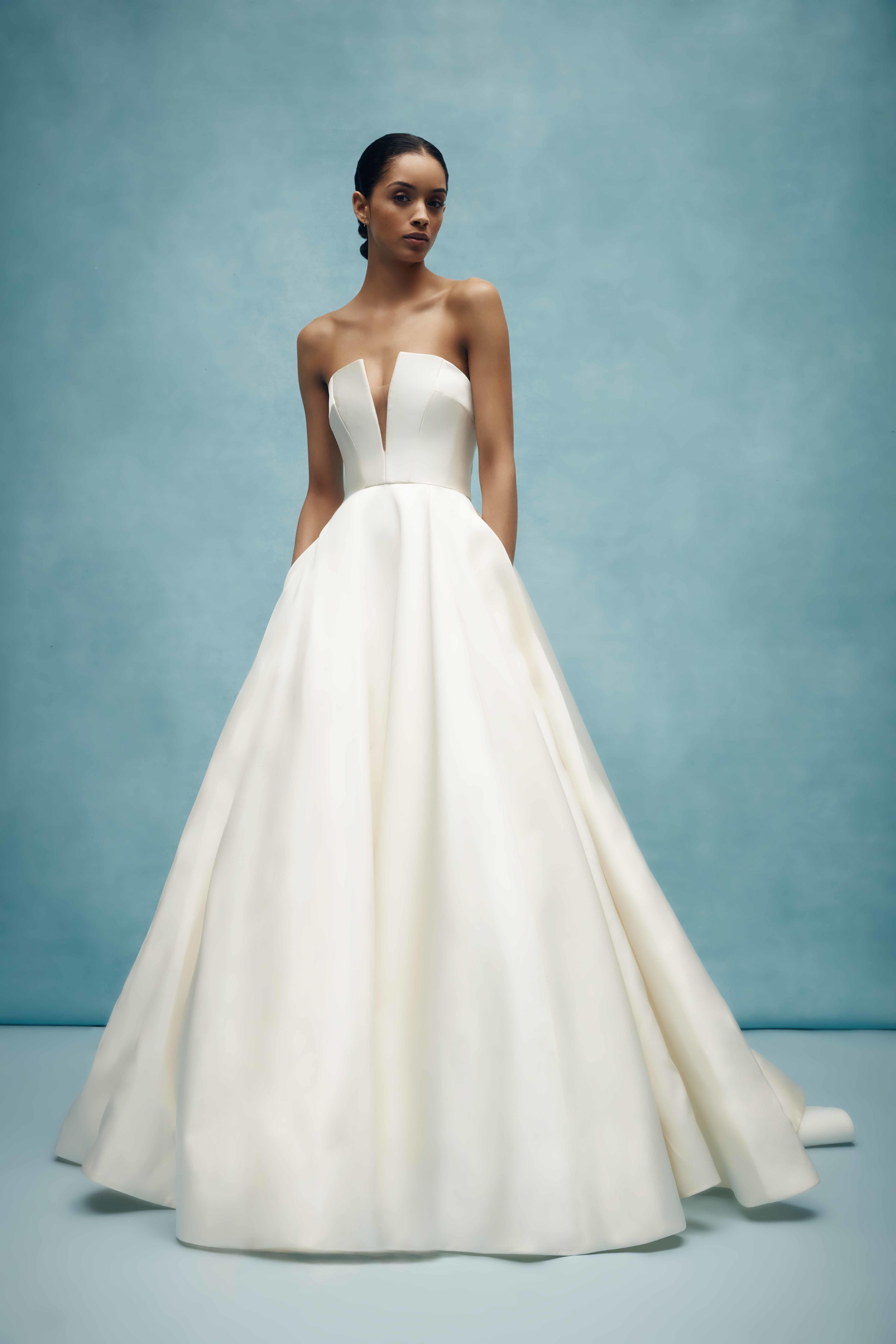 Anne Barge Bridal Spring 10  Hochzeitskleid taschen, Ballkleid