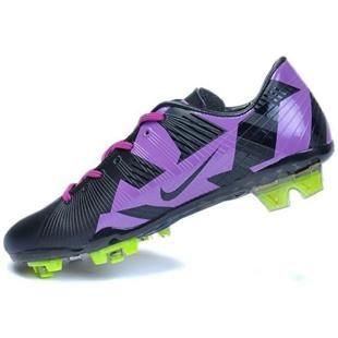 Wholesale Mens SoccerFootball Nike Mercurial Vapor SuperFly III FG CR7  Safari In purple black Cleatsout of