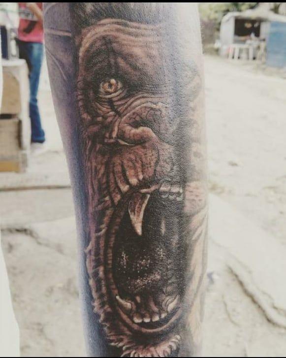 Gorilla Ink Erfahrung