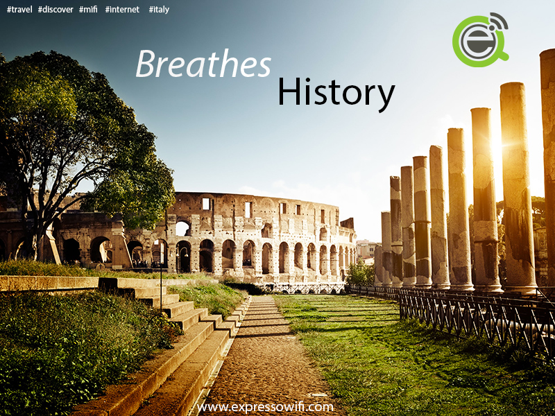 #Holiday in #Rome #travel #expressowifi #Italy  http://www.expressowifi.com/