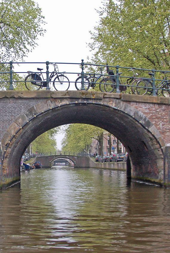 Grachten en bruggen